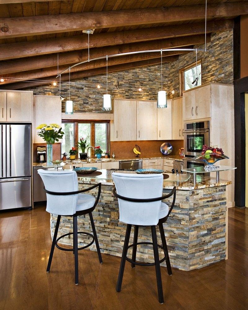облицювання стін на кухні