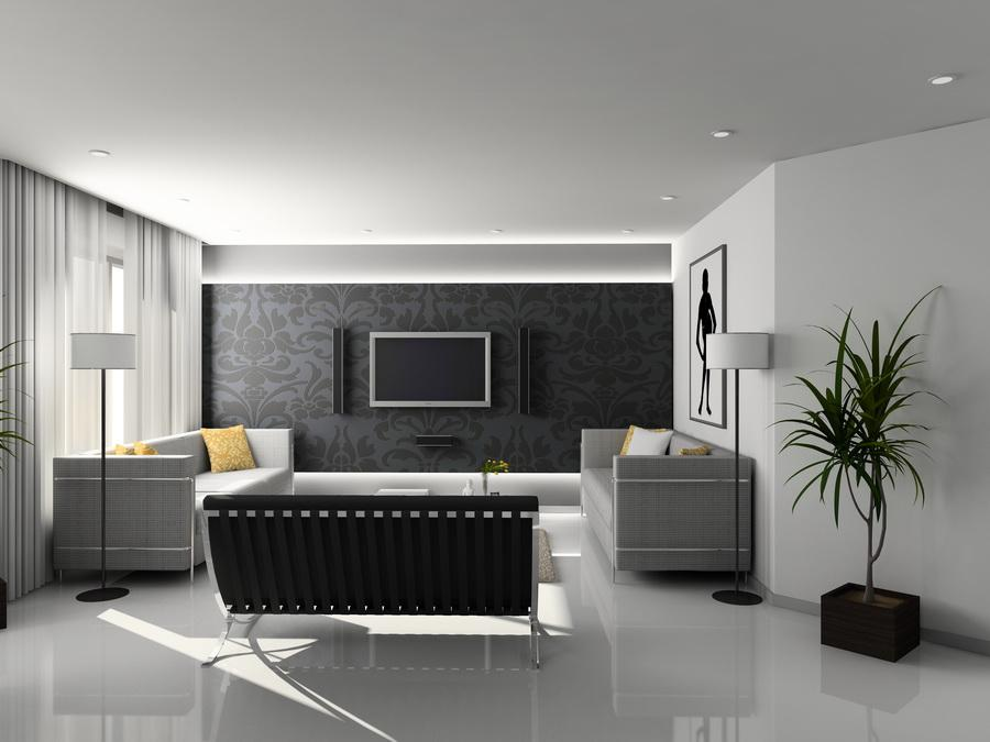 Современные стили интерьера - стиль хай-тек